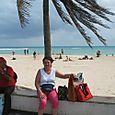 Playa (beach) at Playa Del Carmen
