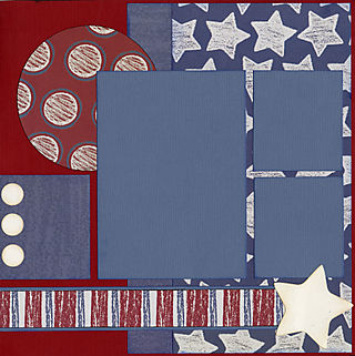 4th of July make and take 1