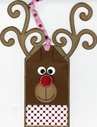 Reindeer take and make