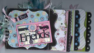 Friendship album April class