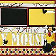 We love Mickey Mouse CHA kit page 2