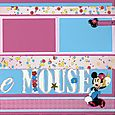 We love Minnie Mouse CHA kit page 2