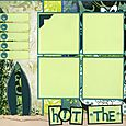 Hit the Beach layout CHA kit page 1