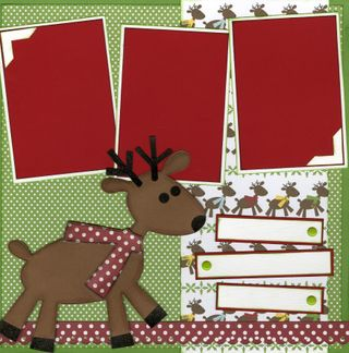 Sample- Three Bugs Reindeer