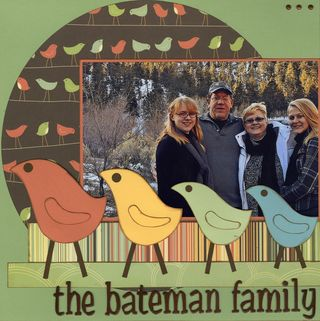 The Bateman Family