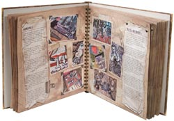 Compendium of Curiosities Book