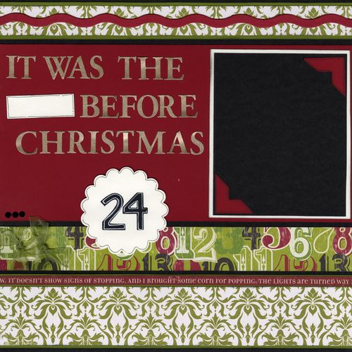 Seventh Kit of Christmas page 1