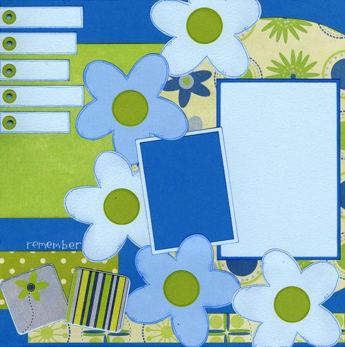 Friends kit layout page 1