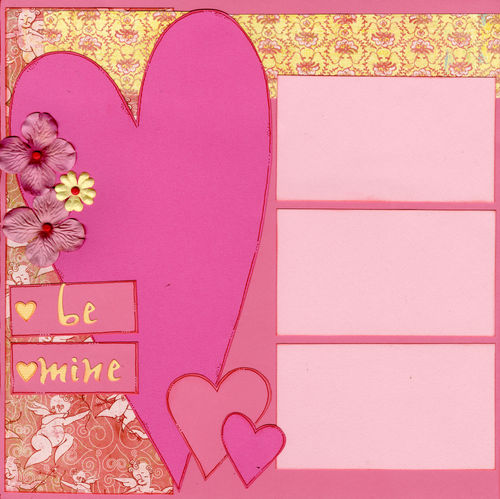 Valentine kit layout layout page 1