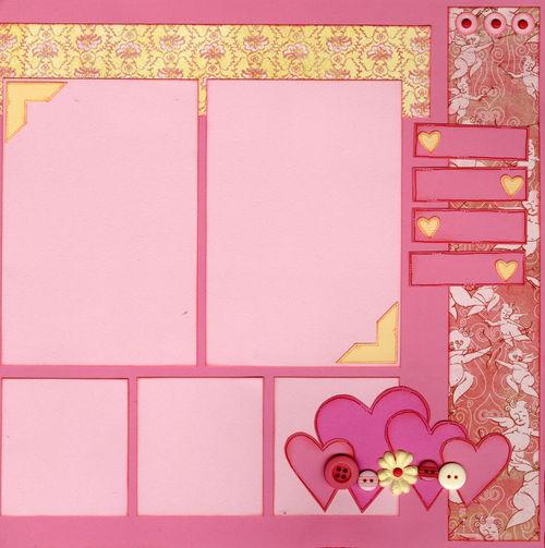 Valentine Kit layout page 2