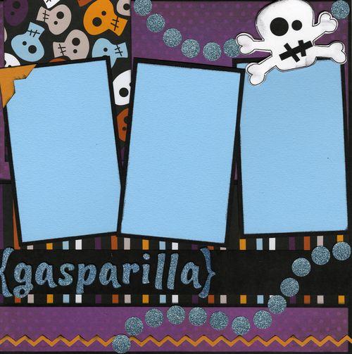 Gasparila kids page 1