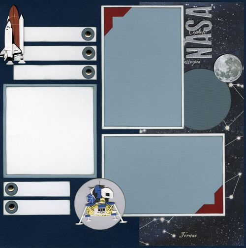 Space Center CHA kit page 2