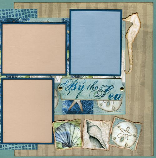Tidepools By the Sea CHA kit page 2