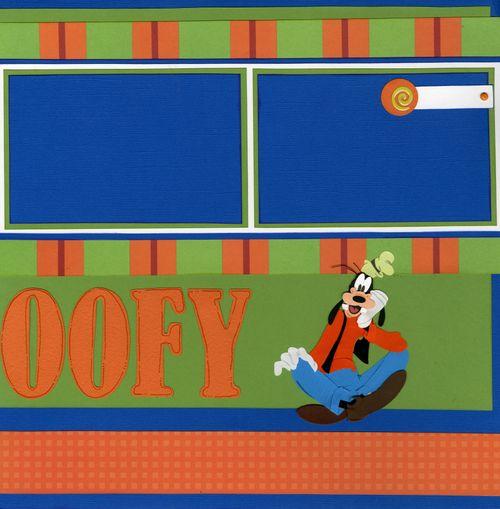 We love Goofy CHA kit page 2