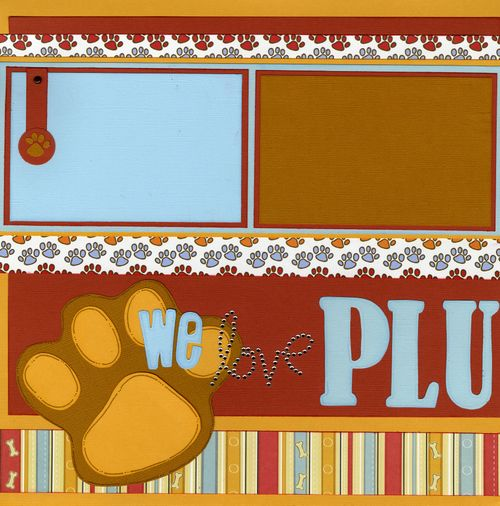 We love Pluto CHA kit page 1