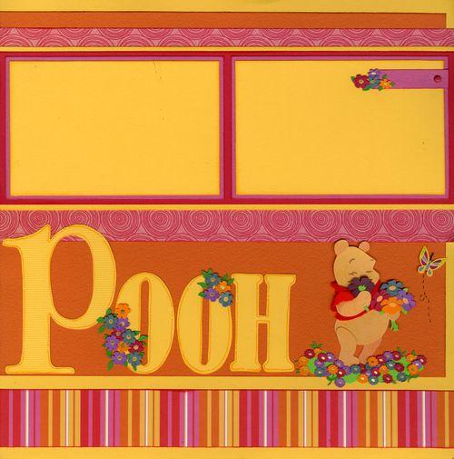 We love Winnie the Pooh CHA kit page2