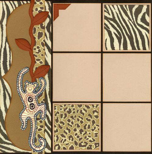 Zoo layout CHA kit page 1
