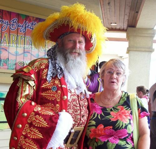 Pirates in Grand Cayman