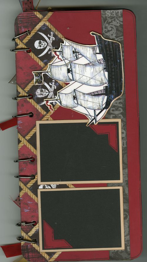 Pirate book page 2 no flap