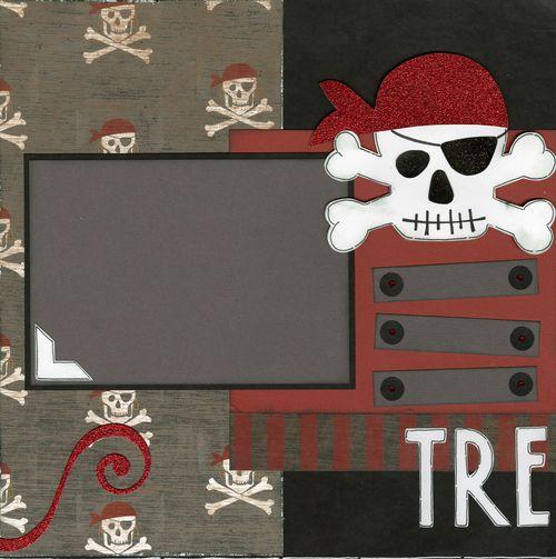 Treasure Hunt page 1